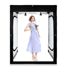 Photography deep LED professional large portable 200*90*120cm photo studio video light tent