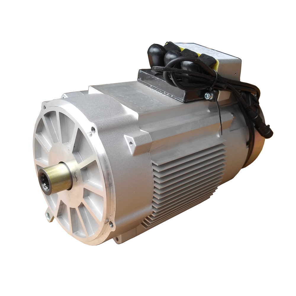 Sensored Brushless 72volt 3000w <strong>Motor</strong> for Electric Vehicle