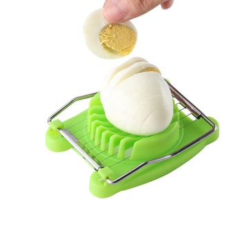 Wholseasle Price Kitchen Tool Stainless Steel Wire Egg Slicer