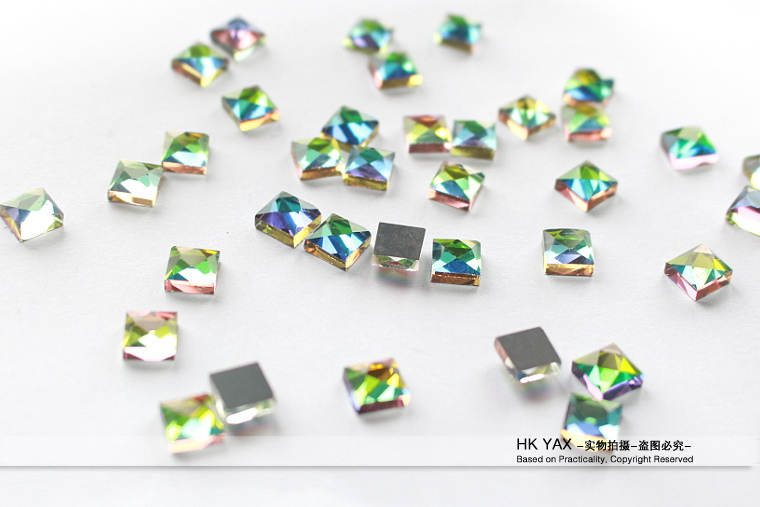 1214W Yax hotfix crystal strass design,hotfix MC strass for garment shoes wedding dress