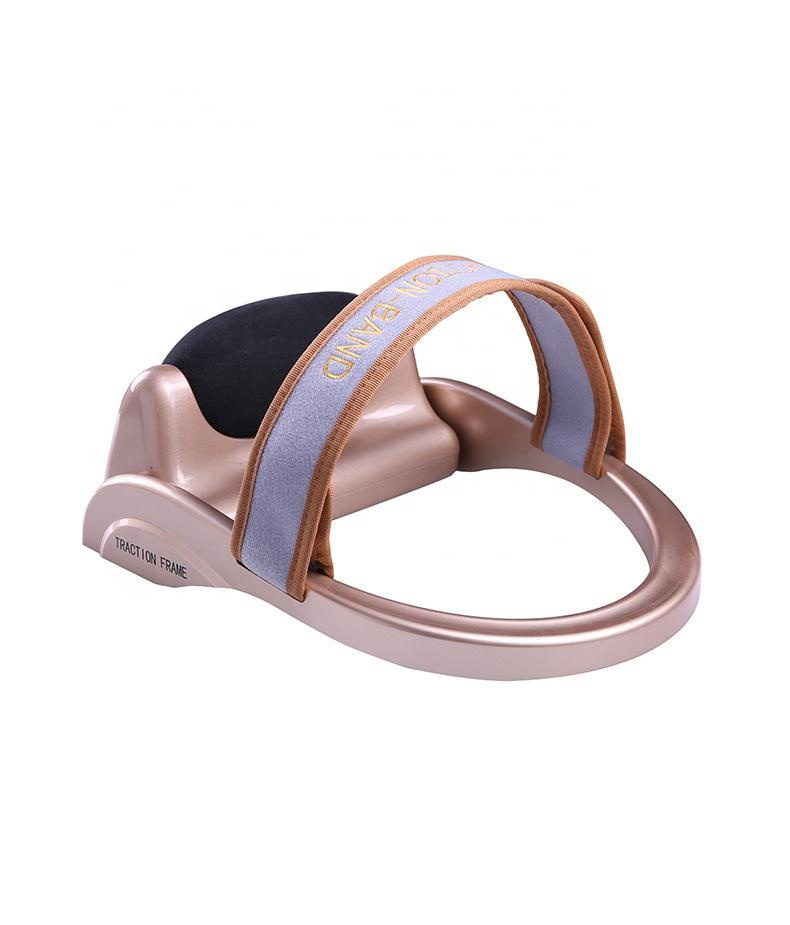 Neck traction instrument, shoulder correction