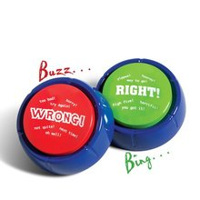 Answer Buzzers (Set of 2)  Classroom Tool game show buzzer