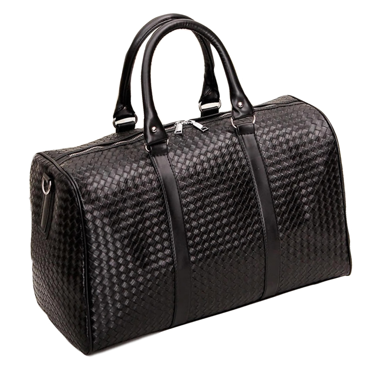 SG0164 3 colors PU leather luggage bag business <strong>travel</strong>