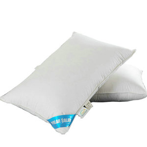 good quality china factory direct selling hot sale Goose feather Down sleeping home used Pillow