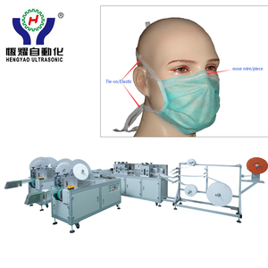 Automatic Medical Face Mask With Tie Manufacturers