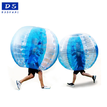 New sport High Quality pop up Inflatable PVC/TPU bumper ball human inflatable bubble ball