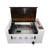 Small desktop 40w 50w rubber stamp sheet acrylic wood leather laser engraving machine laser engraver