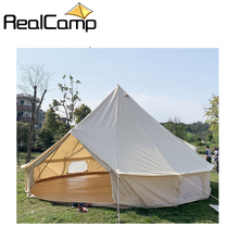 Heavy duty cotton canvas bell <strong>tent</strong> uk luxury glamping <strong>tent</strong>