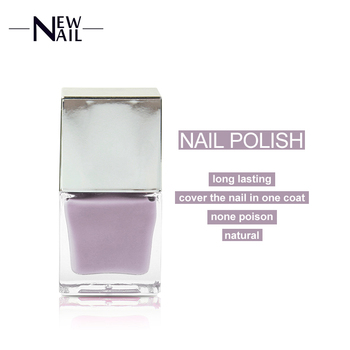 Advertising halal breathable nail polish non-toxic nail polish