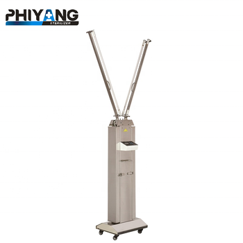 Stainless Steel Adjustable Medicel UVC lamp sterilizer For Patient Room