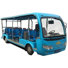 WDEV6232AC 23 seaters resort electric car electric vehicle car electric sightseeing car