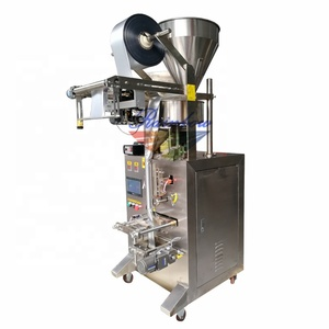 High speed automatic weighing sachet coffee beans packaging machine