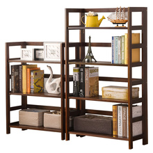 household The study partition archaize book <strong>shelf</strong> wooden