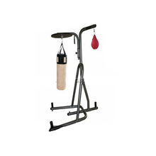 2 in 1 fitness stand new design ball boxing station