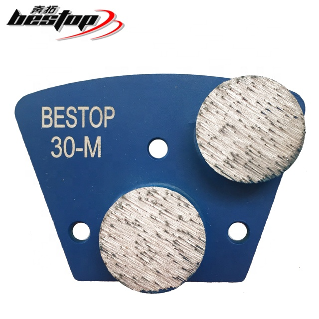Bestop Trapezoid Concrete Grinding <strong>Diamond</strong> with 30# Medium Bond