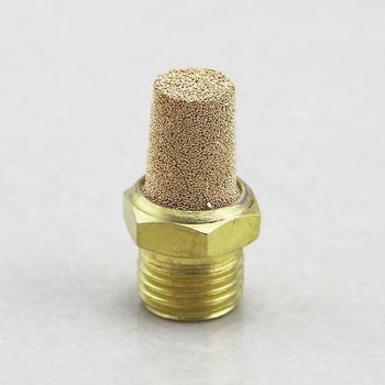 BSL Brass Material Pneumatic Air Muffler Silencer