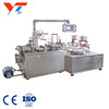 Automatic Correction Fluid Clamshell Blister Packing Machine