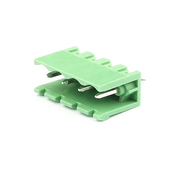 pluggable terminal block 3.50mm plug connector 4pin terminal block