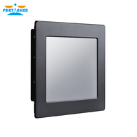 IP68 Full Waterproof 10.4 Inch Industrial Panel PC All in One Resistive Touch Screen Intel Celeron J1900 with 4G RAM/64G SSD