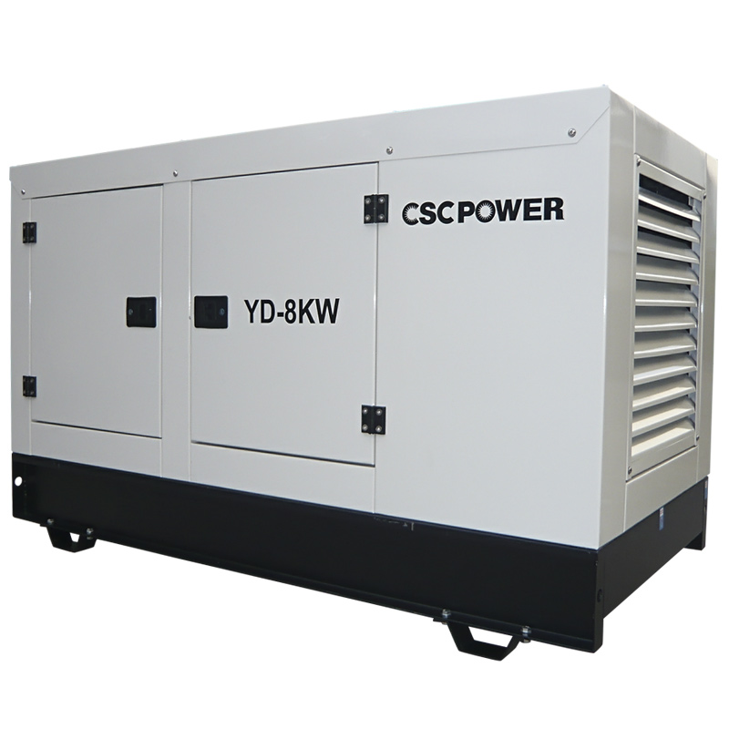 10kw 12.5kva Silent <strong>Diesel</strong> Generator Factory Direct Sale Portable Generator Prices