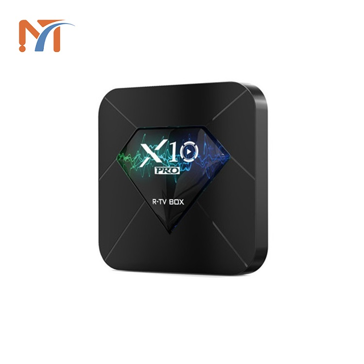 Download manual for <strong>X10</strong> PRO tv box amlogic s905x2 android 8.1 dual band <strong>Wifi</strong> 4K R TV BOX <strong>X10</strong> PRO BT4.2 smart tv box