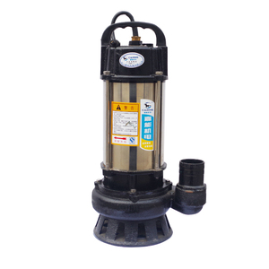 0.75 1 1.5 2 2.5 3 4 5 hp small single phase stainless steel electric river high pressure motor submersible water sewage pump