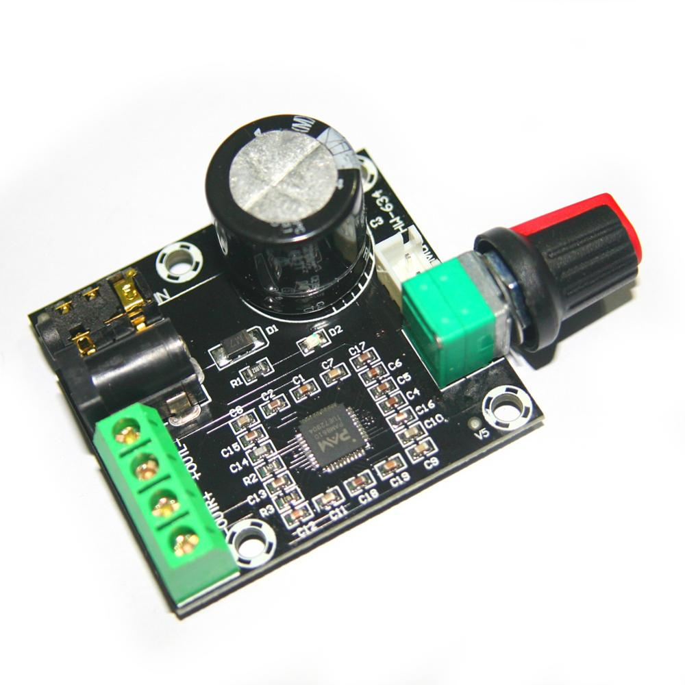 Xh-m120 Super Slim <strong>2</strong> <strong>X</strong> 15w Pam8610 Class D Digital 12v Dual Power Audio Amplifier Board Pam8610 for arduino uno r3