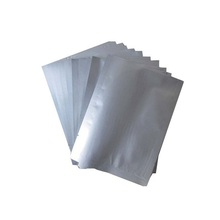 Qualified GMP 100000 3 side seal aluminum foil bags with laminated material by PET+AL+<strong>PE</strong> In Shanghai