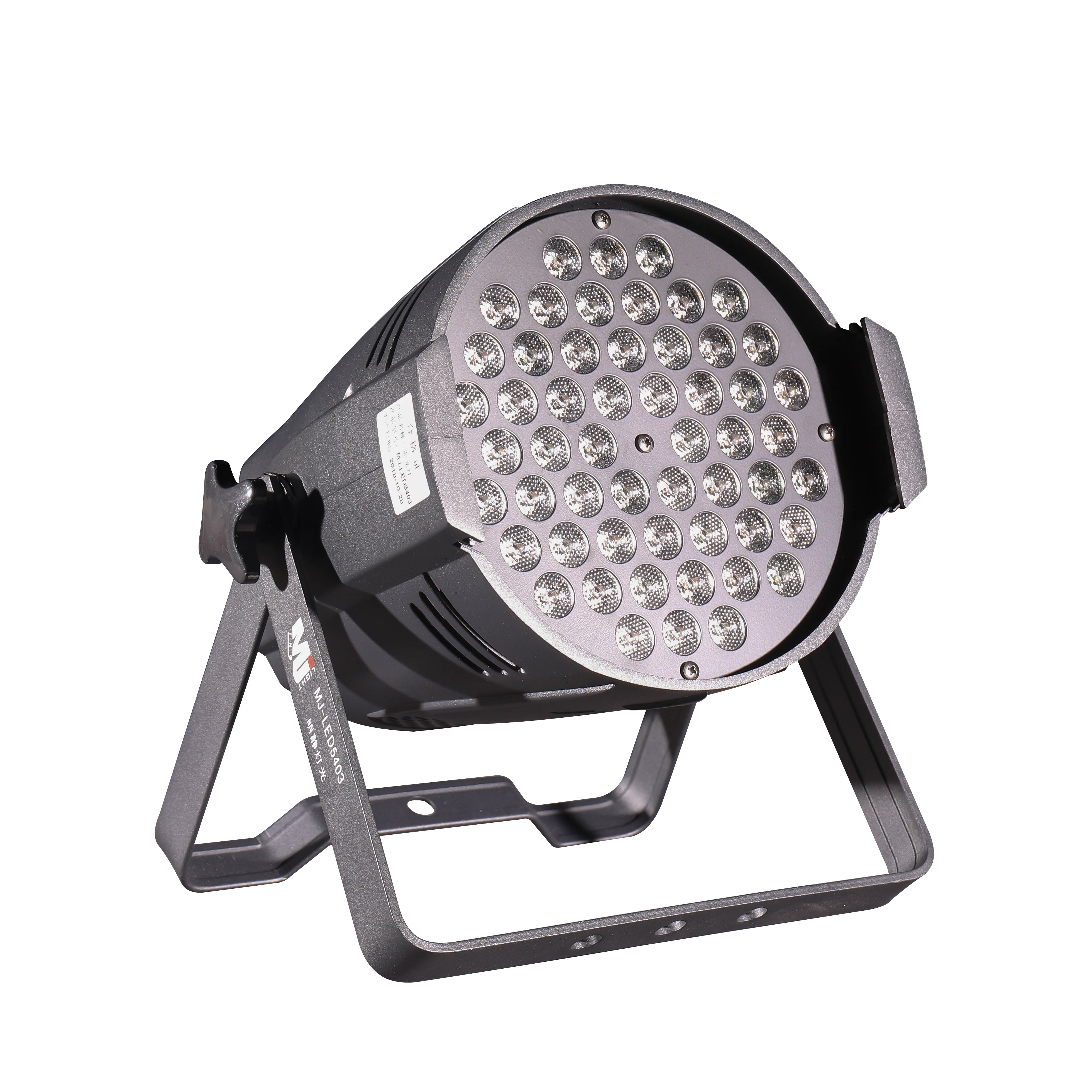 Ming Jing 54pcs 3w Led Par Light with 2 Years Warranty