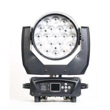 High quality RGBW wash 19x15 <strong>w</strong> led moving head zoom