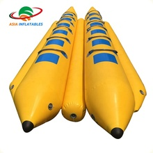 Inflatable Water Sport Games Flying Fish Banana,Inflatable Banana Boat For Sale