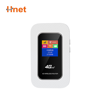 4g pocket router wireless portable wifi router with sim card slot