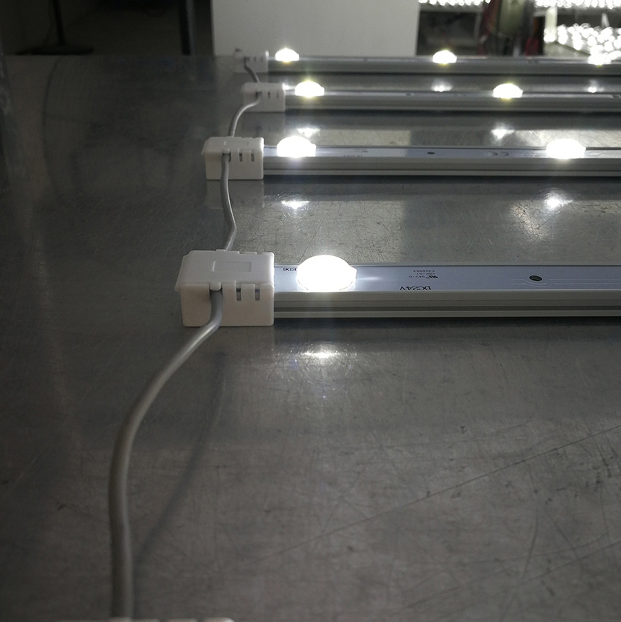2835 36watt 6 strip 6 indoor <strong>p10</strong> <strong>led</strong> curtain