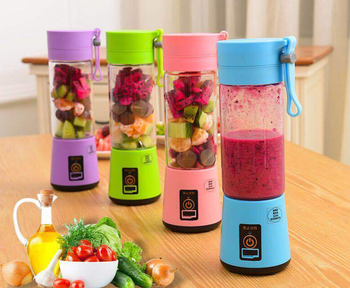 High quality amazon is a hot seller juicer extractor machine USB charging electrical juicers mini blender parts juicer