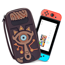 Protective Travel carrying hard shell eva Silicone <strong>case</strong> with handle for Zelda game console <strong>case</strong> nintendo switch <strong>case</strong>