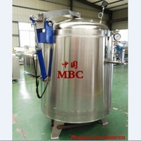 High Temperature High Pressure Cooking Pot For Soup