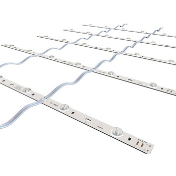 DC12V Waterproof High Bright Flexible Led Light Strip Diffuser SMD3528 White Led Strip