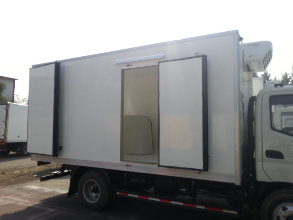 Multifunctional frp truck body kits/refrigerated truck body ...