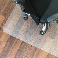 Polycarbonate chair mat ,pc chair mat, office chair mat for carpet