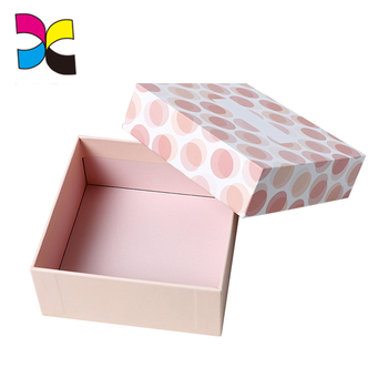 Hot sale popular make in China Custom Printed Gift Packaging logo Cardboard Box