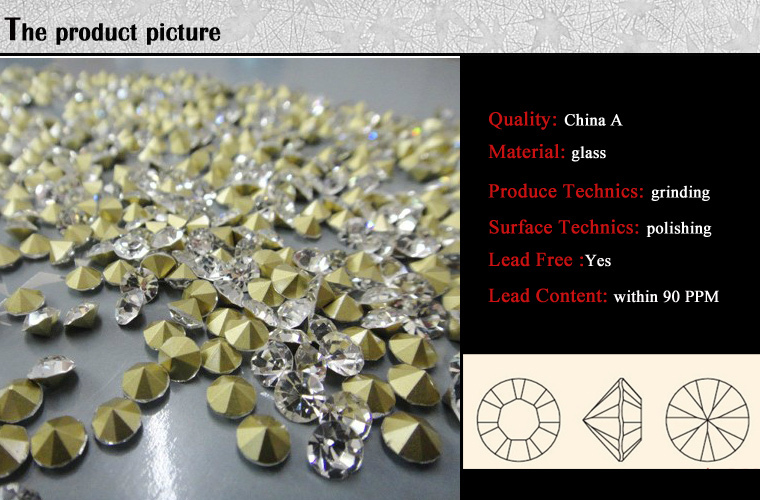 C0806 New Design Rhinestone Crystal Strass,Cheap Crystal Strass Rhinestone,Citrine Rhinestone Strass Crystal for Bags