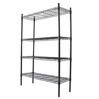 NSF&ISO approved heavy duty wire shelving