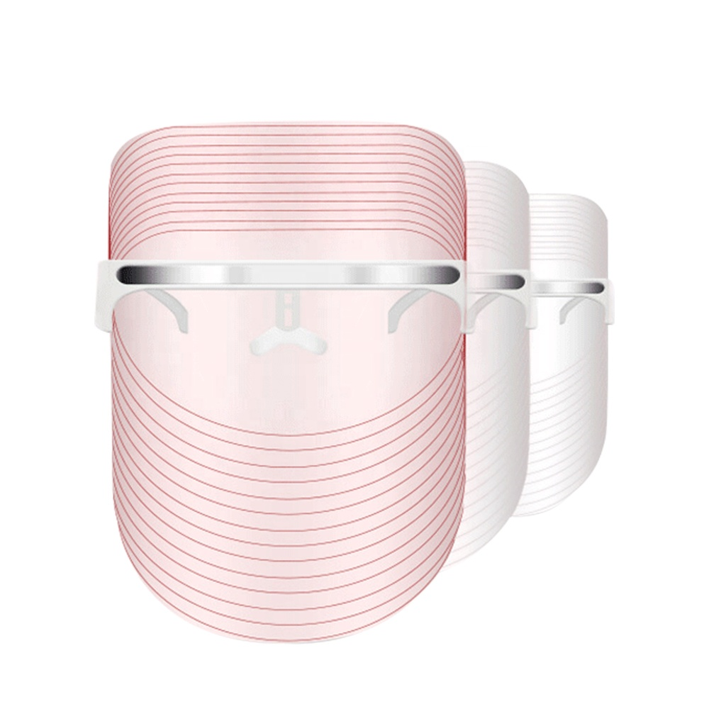 Home Use Colorful PDT <strong>Led</strong> Light Therapy Beauty Face Mask for Ance Removal