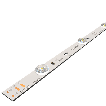 50CM LED Bar Light 5730 5630 Aluminum LED Rigid Strip Light L shape for wall corner Kitchen under cabinet Light