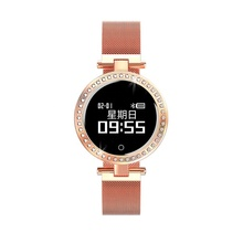 <strong>X10</strong> Lady Smart Watch Blood Pressure Monitor Pedometer Calorie Women Smartwatch