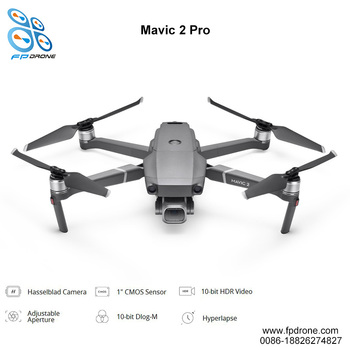Global Version Mavic 2 Pro Drone UAV Aircraft With Hasselblad 4k Camera 31mins Long Flight Time Quadcopter Drone 3-axis Gimbal