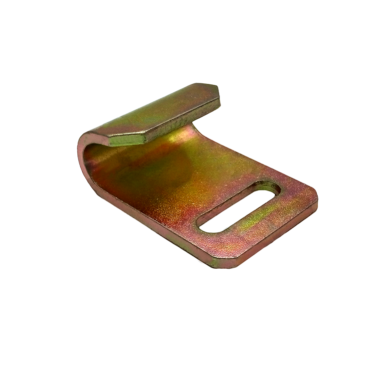 4 inch 72mm 8T metal steel zinc plated <strong>Flat</strong> hook