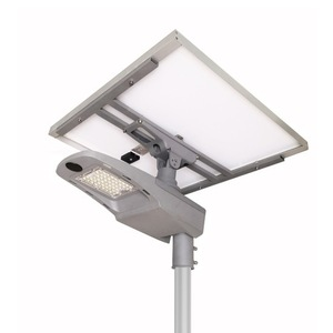 40W 50W LED Lamp Outdoor Solar Street Light Price