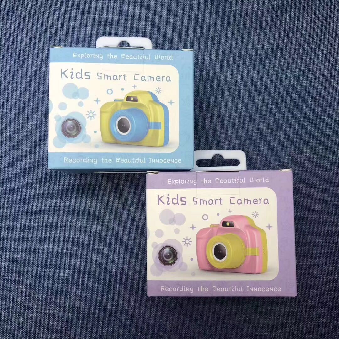 New arrival 1.54 Inch IPS <strong>Touch</strong> Screen Smart Kids Camera Children Mini Digital Video Camera For Kids