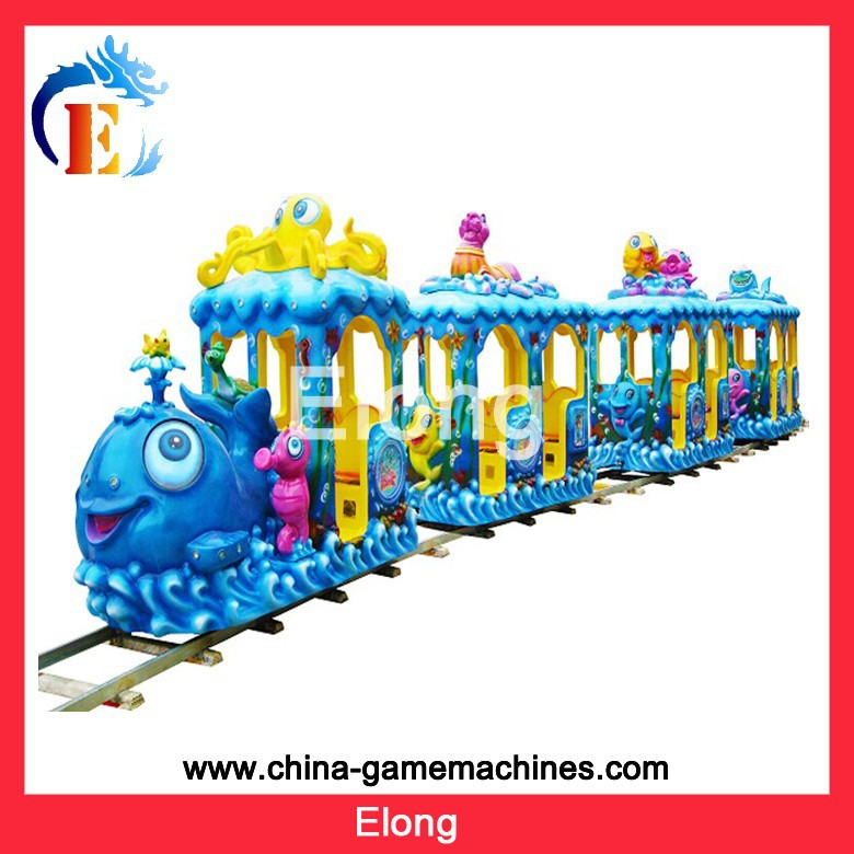 Cheap price happy train electric trackless trains toy train for sale